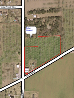 Land for Sale - Dees Corner, Alabama